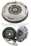 DUAL MASS FLYWHEEL DMF & COMPLETE CLUTCH KIT BMW 5 SERIES 525 D 525D PACKAGE